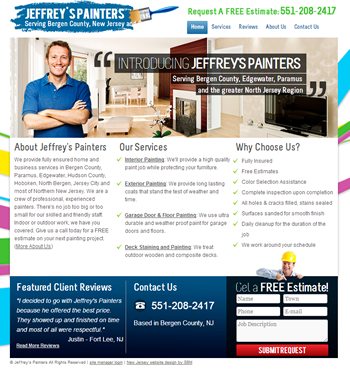 painting contractor websites - Khafre