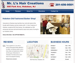 Hoboken New Jersey Barber Shop