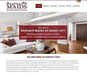 Website Overhaul for Jersey City Cleaning Service