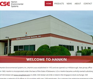 Webpage Upgrade for NJ Industrial Design Firm